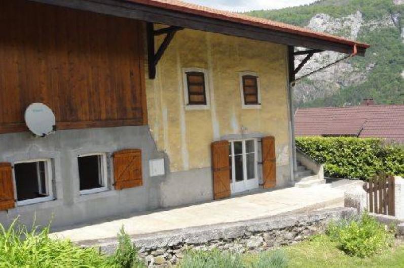 Location de vacances - Gîte à Magland