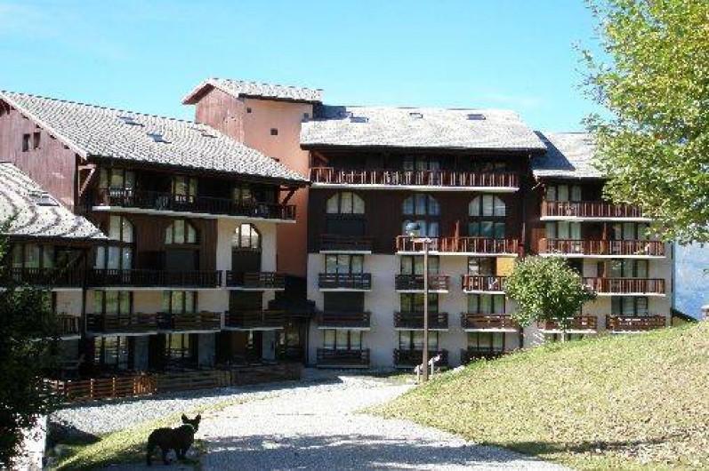 Location Appartement Vallandry