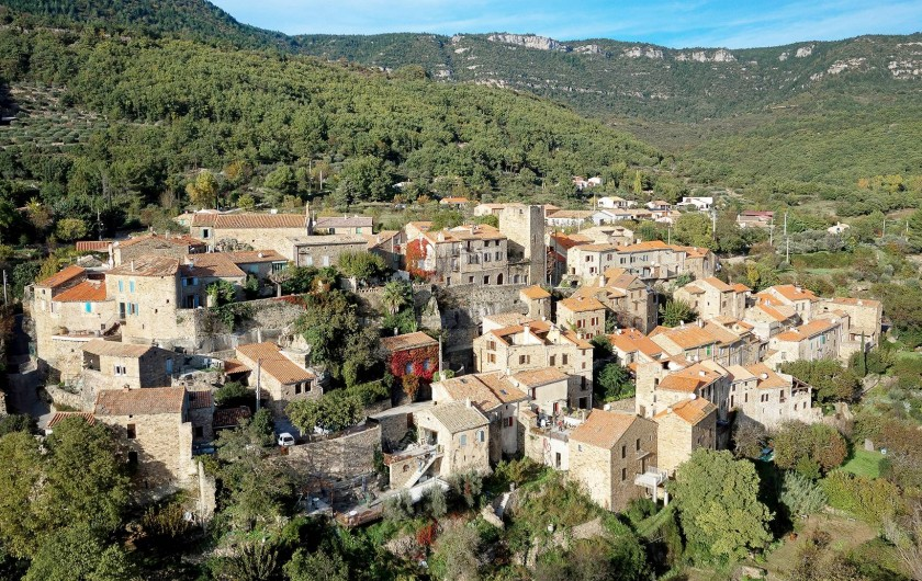 Location de vacances - Gîte à Saint-Privat - Notre joli village: Saint Privat