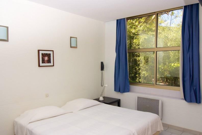 Location de vacances - Hôtel - Auberge à Saint-Jean-du-Gard - Chambre twin