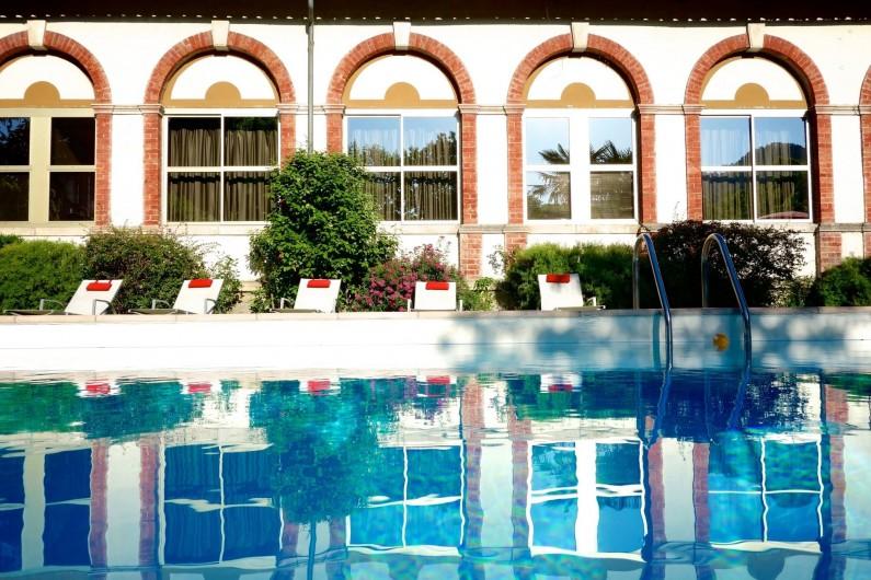 Location de vacances - Hôtel - Auberge à Saint-Jean-du-Gard - Reflets