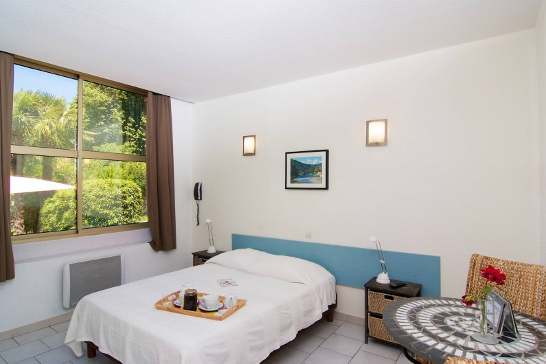 Location de vacances - Hôtel - Auberge à Saint-Jean-du-Gard - Chambre double