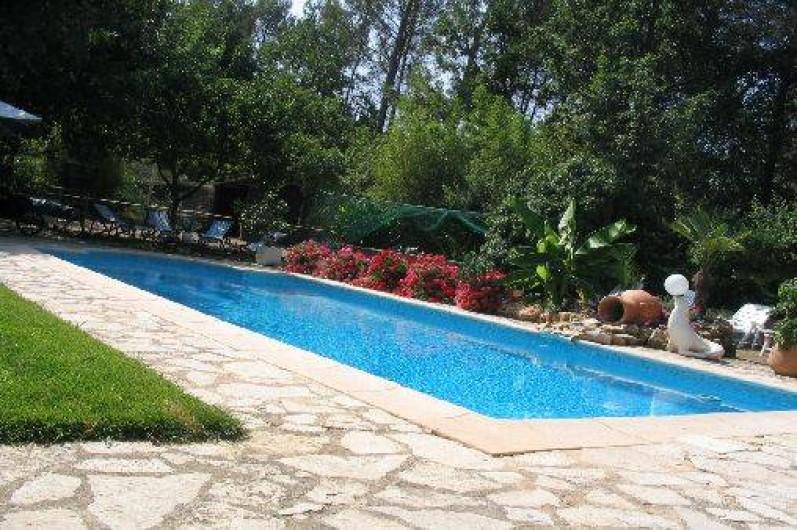 Location de vacances - Villa à Callian