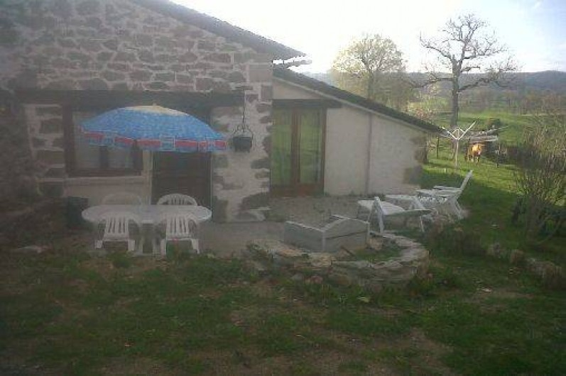 Gite Cantal Prs Avec Piscine  Cassaniouze  Cantal  Auvergne