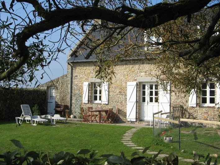 Location de vacances - Gîte à Pirou - la maison