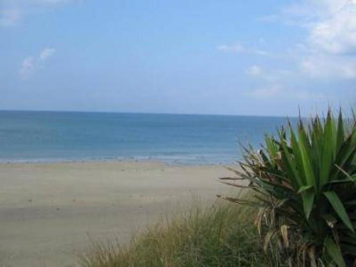 Location de vacances - Gîte à Pirou - la plage