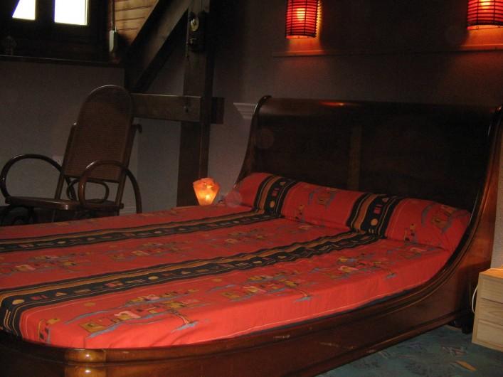 Location de vacances - Gîte à Pirou - la chambre