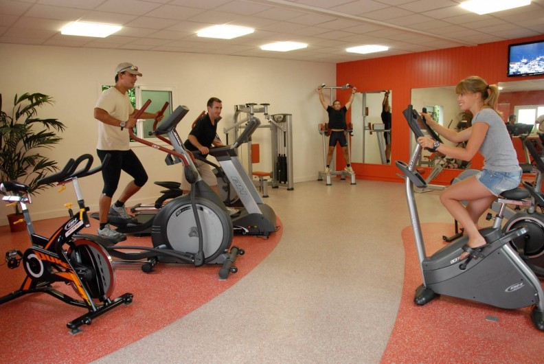Location de vacances - Camping à Bénodet - Salle de fitness