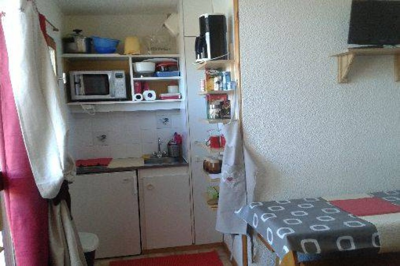 Location de vacances - Studio à Mâcot-la-Plagne