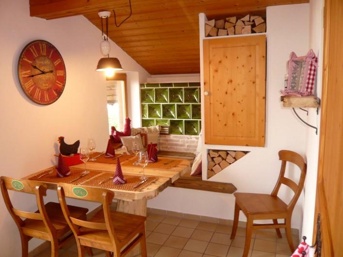 Location de vacances - Appartement à Reit - Cuisine