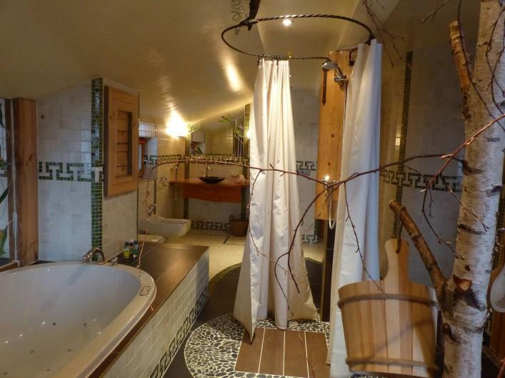 Location de vacances - Appartement à Reit - Spa Sauna