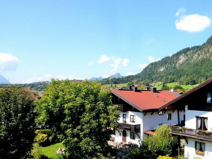 Location de vacances - Appartement à Reit - Vue Terrasse