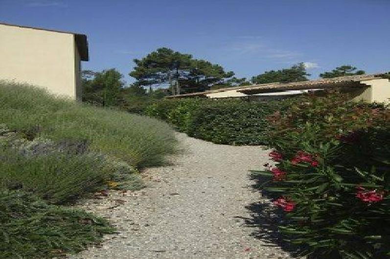 Location de vacances - Appartement à Montauroux