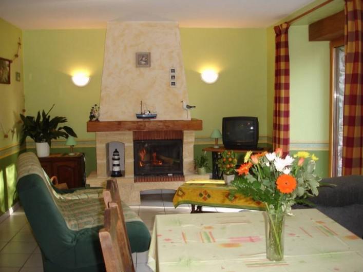 Location de vacances - Gîte à Dinan - Palombe
