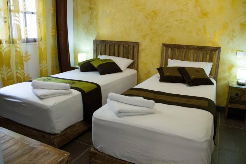 Location de vacances - Villa à Le Diamant - Twin ou grand lit