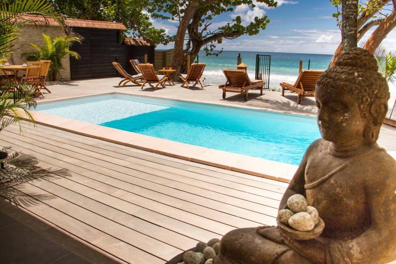 Location de vacances - Villa à Le Diamant - Osez le rêve !