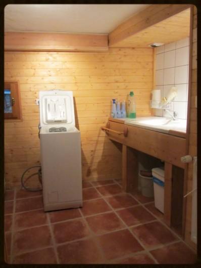 Location de vacances - Appartement à Cervières