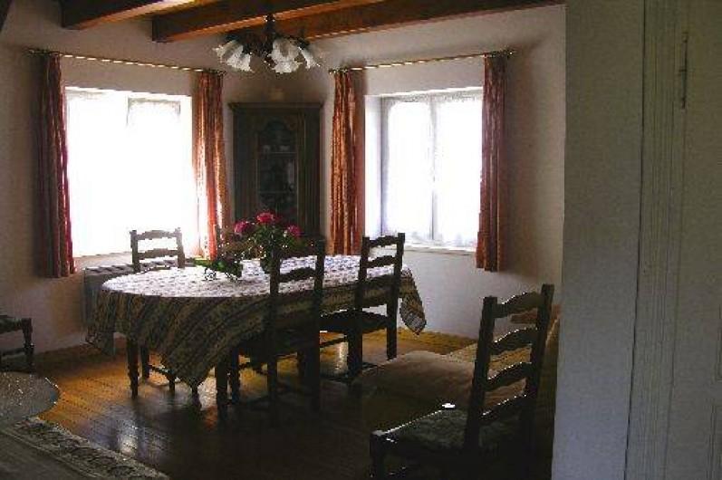 Location de vacances - Villa à Stotzheim - salle à manger