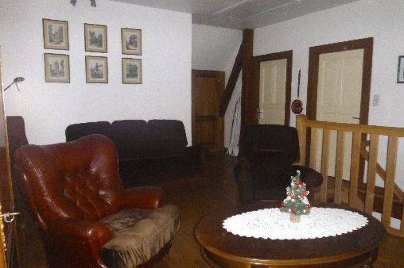 Location de vacances - Villa à Stotzheim - salon étage