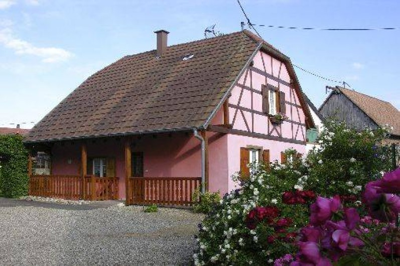 Location de vacances - Villa à Stotzheim - maison
