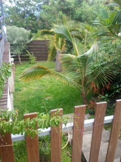 Location de vacances - Villa à Saint-Paul - Jardin