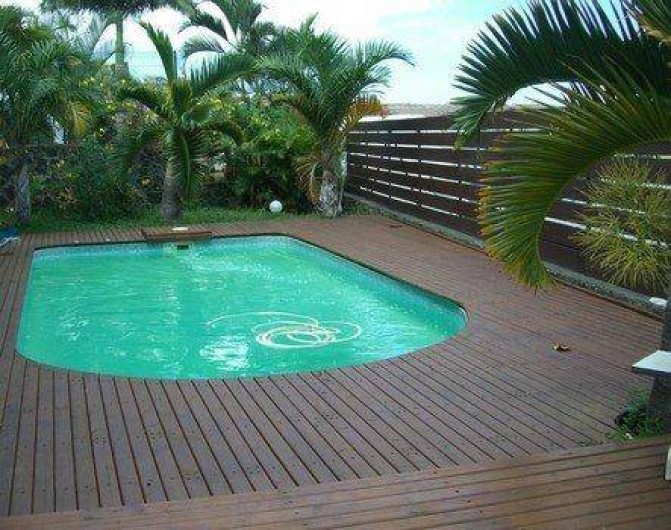Location de vacances - Villa à Saint-Paul - Piscine