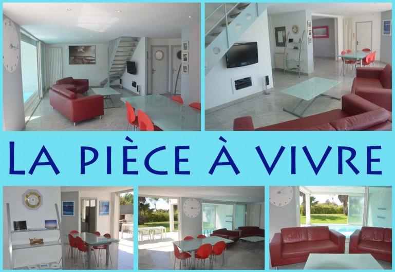 Location de vacances - Villa à La Grande-Motte