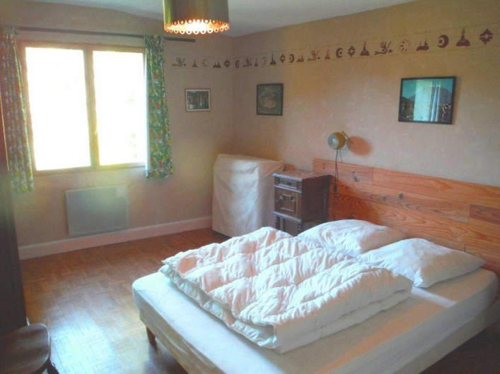 Location de vacances - Gîte à Mirmande - Chambre du Pérou