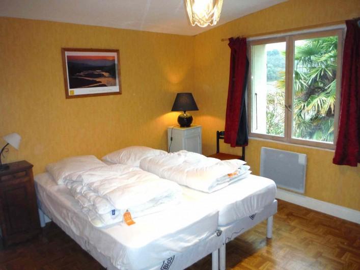 Location de vacances - Gîte à Mirmande - chambre de la Drôme