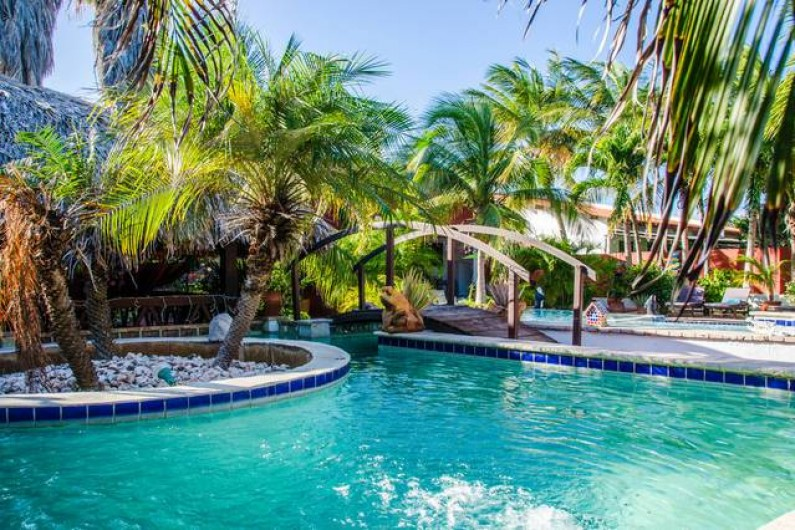 Location de vacances - Bungalow - Mobilhome à Santa Catharina - POOL SIGHT