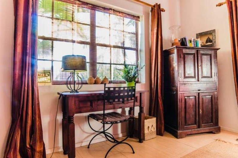 Location de vacances - Bungalow - Mobilhome à Santa Catharina - inside fuschia room