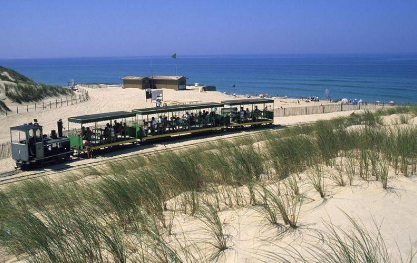 Location de vacances - Bungalow - Mobilhome à Biscarrosse - Le littoral en Aquitaine