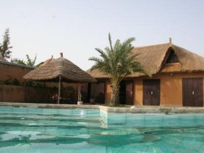 Location de vacances - Maison - Villa à M'bour
