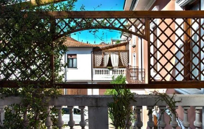 Location de vacances - Chambre d'hôtes à Novate Milanese - Terrace
