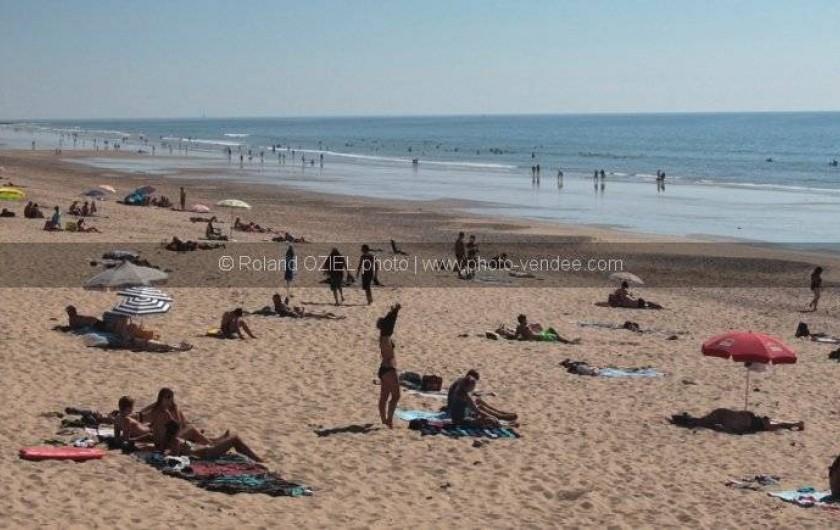 Location de vacances - Gîte à Brem-sur-Mer - Plage Brétignolles