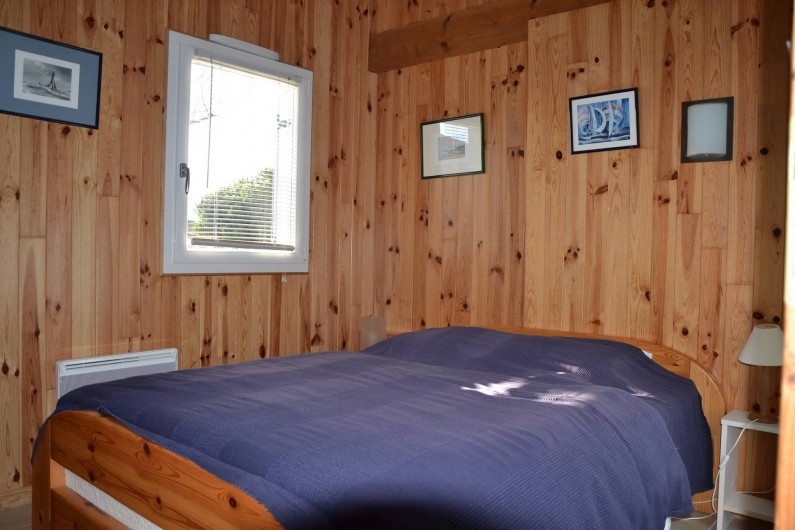 Location de vacances - Gîte à Brem-sur-Mer - chambre 1