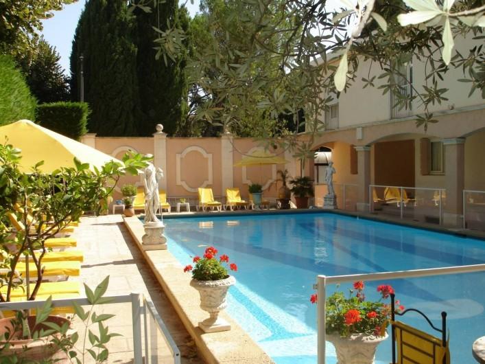 Location de vacances - Hôtel - Auberge à Arles