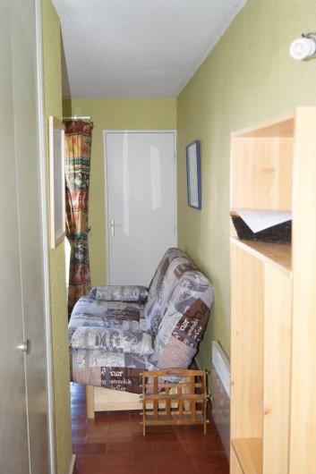 Location de vacances - Appartement à Le Barcarès - le pièce principale vue 2