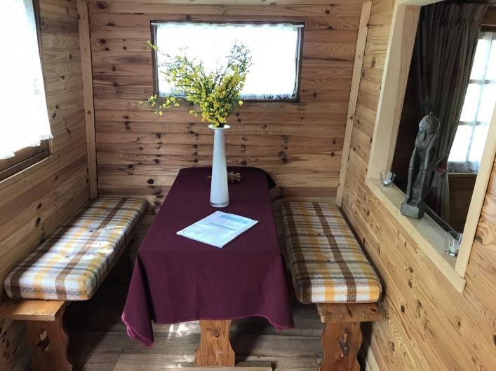 Location de vacances - Camping à Argences-en-Aubrac - CHALET
