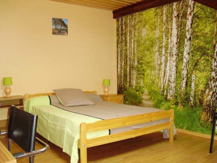 Location de vacances - Maison - Villa à Biscarrosse - chambre 1