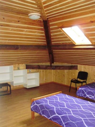 Location de vacances - Maison - Villa à Biscarrosse - chambre 3