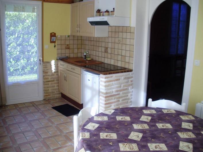 Location de vacances - Maison - Villa à Biscarrosse - cuisine