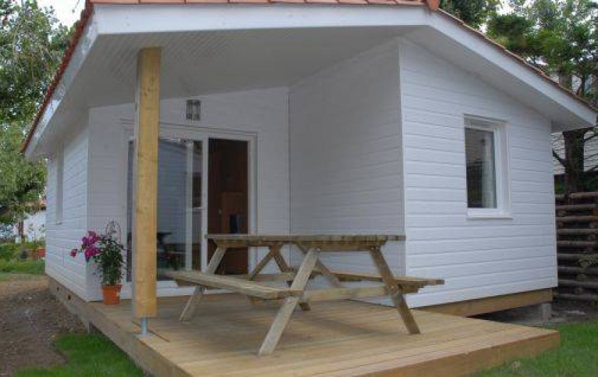 Location de vacances - Camping à Hendaye