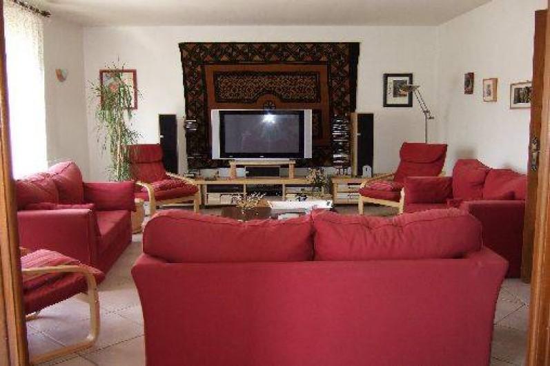 Location de vacances - Villa à Caumont-sur-Durance