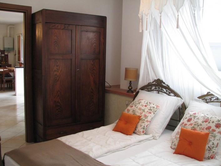Location de vacances - Gîte à Villa Faraldi - chambre Luciana 2