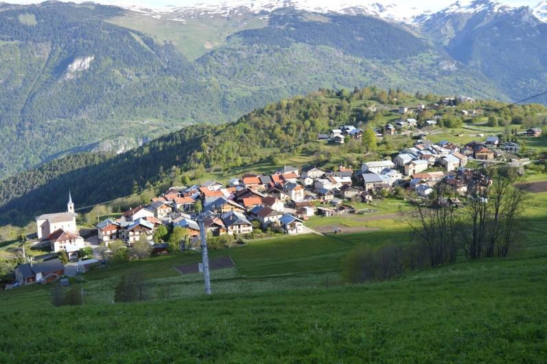 Location de vacances - Chalet à Moutiers
