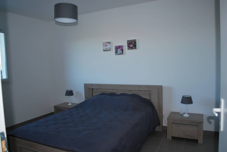 Location de vacances - Appartement à Oletta - la chambre 1