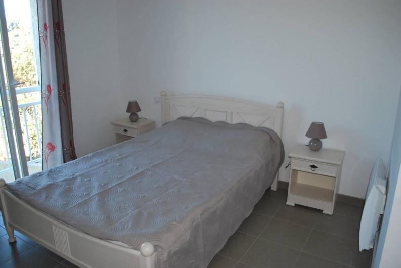 Location de vacances - Appartement à Oletta - la chambre 2