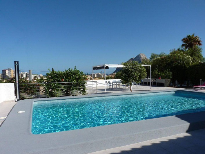 Location de vacances - Villa à Calp
