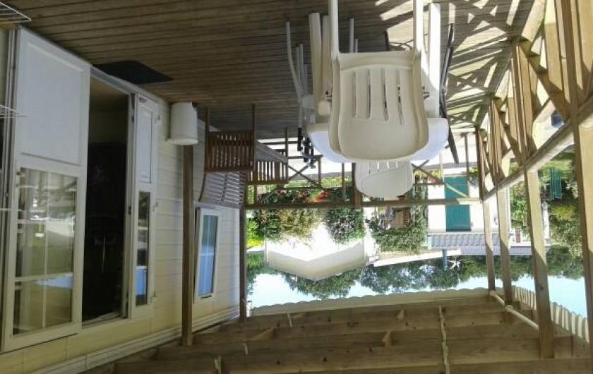 Location de vacances - Chalet à Moëlan-sur-Mer